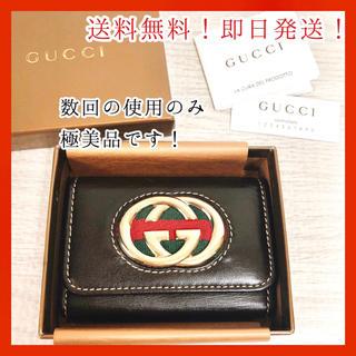 グッチ(Gucci)の♦️週末セール♦️GUCCI グッチ キーセース キーリング 6連 メンズ GG(キーケース)