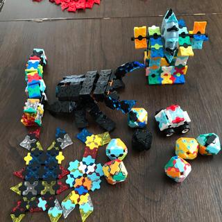Lego - LaQ⭐︎クリスタル入⭐︎962ピース‼︎おまけ付