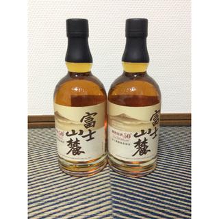 キリン(キリン)の富士山麓 樽熟原酒50 700ml(ウイスキー)