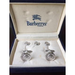 バーバリー(BURBERRY)のバーバリー  カフスボタン&スタッズボタン セット(カフリンクス)