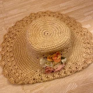 リズリサ(LIZ LISA)のリズリサ 麦わら帽(ハット)