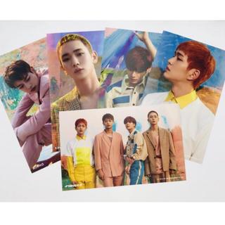 シャイニー(SHINee)の公式グッズ 新品SHINee フォトセット(K-POP/アジア)