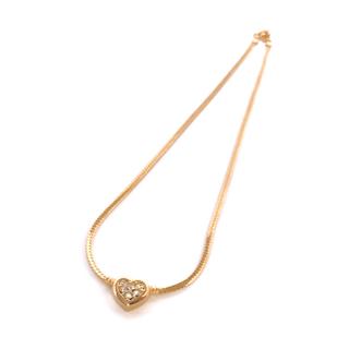 エイボン(AVON)のAVON ゴールドカラー ネックレス(ネックレス)