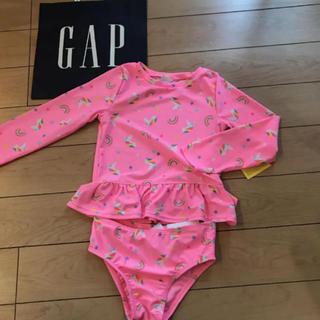 babyGAP - 新品★ 100cm gap 水着 ラッシュガード ユニコーン