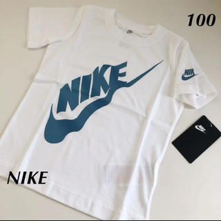 NIKE - お値下げ中!  ナイキ   キッズ   半袖Tシャツ   100  ホワイト