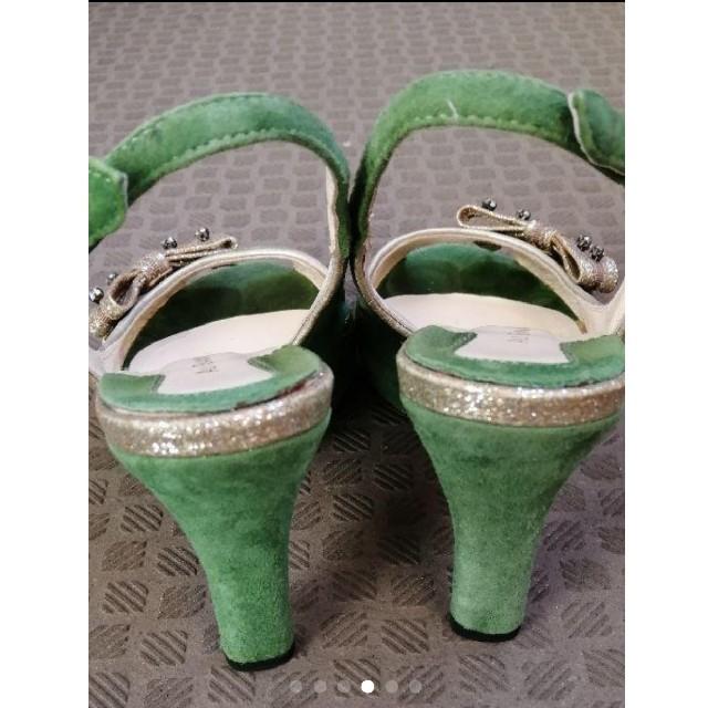 AU BANNISTER(オゥバニスター)のAu BANNISTER サンダル レディースの靴/シューズ(ミュール)の商品写真