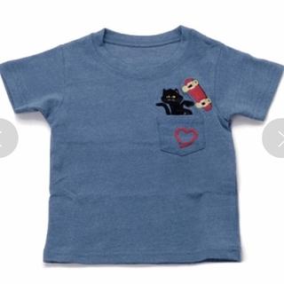 ロデオクラウンズワイドボウル(RODEO CROWNS WIDE BOWL)の【新品】RODEOCROWNS キッズTシャツ(Tシャツ/カットソー)
