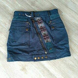 アンダーカバー(UNDERCOVER)のUNDERCOVER スカート(ひざ丈スカート)