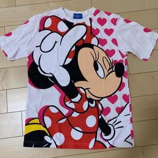 ディズニー(Disney)のミニーのTシャツ(シャツ/ブラウス(半袖/袖なし))