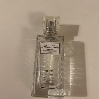 クリスチャンディオール(Christian Dior)のミスディオール ヘアミスト 空き瓶(ヘアウォーター/ヘアミスト)
