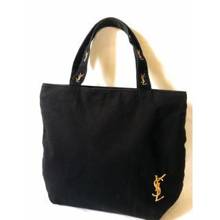 Yves Saint Laurent Beaute - YVES SAINT LAURENT イブサンローラン トート バッグ ブラック