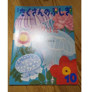 たくさんのふしぎ  クラゲは花(絵本/児童書)
