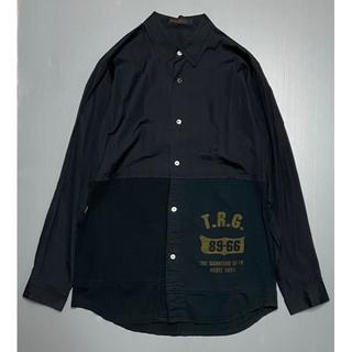 アンダーカバー(UNDERCOVER)のアンダーカバー 03AW ペーパードール ハギスウェット シャツ(シャツ)