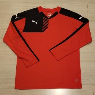 プーマ(PUMA)の【美品】PUMA 長袖Tシャツ 150(ウェア)