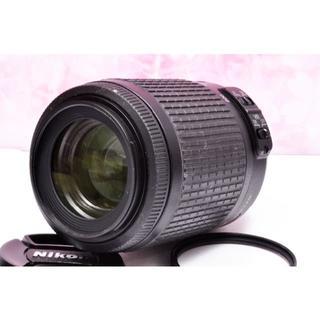 ニコン(Nikon)のNikon❤️望遠レンズ❤️55mm〜200mm(レンズ(ズーム))