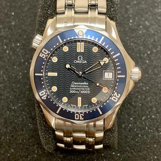 オメガ(OMEGA)のオメガ シーマスター プロフェッショナル300    自動巻 OH済(腕時計(アナログ))