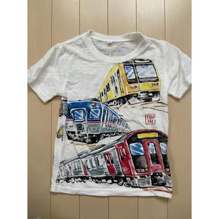 電車Tシャツ