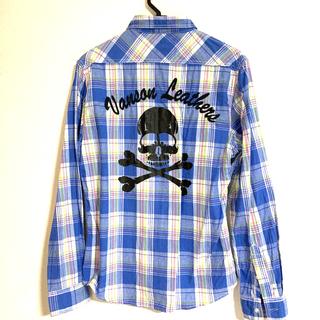 バンソン(VANSON)の【VANSON】チェックシャツ シャツ メンズ(シャツ)