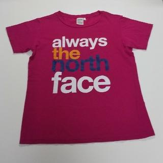 THE NORTH FACE - ノースフェイス レディース L 半袖 Tシャツ