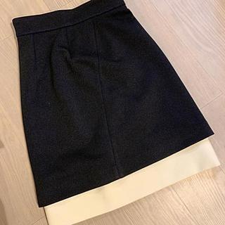 バーニーズニューヨーク(BARNEYS NEW YORK)の YOKO CHAN スカート  ルネ  フォクシー(ひざ丈スカート)