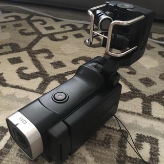 ズーム(Zoom)のZOOM Q8 ハンディビデオカメラレコーダー(ビデオカメラ)