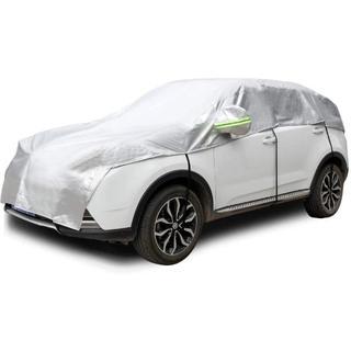 Konnfeir 車カバー ハーフ カーカバー 210D SUV対応