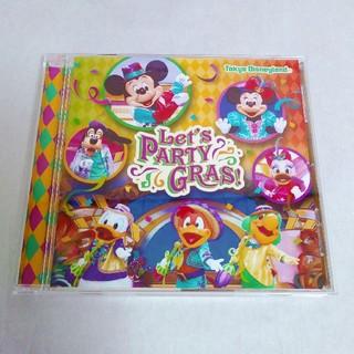 ディズニー(Disney)のCD レッツ・パーティグラ! 東京ディズニーランド(アニメ)