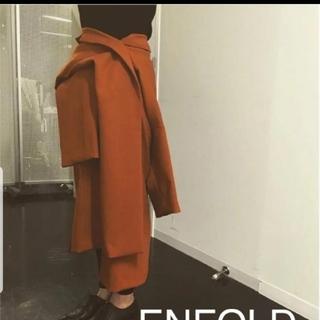 ENFOLD - ENFOLDジャケットスカート
