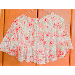 リズリサ(LIZ LISA)のLIZ LISA ミニスカート(ミニスカート)
