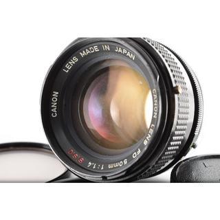 Canon - ★実用品★ キャノン CANON FD 50mm f/1.4 SSC ♯1035
