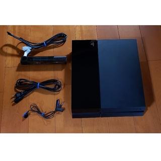 プレイステーション4(PlayStation4)のPS4 本体 500GB カメラ同梱版 CHU-1000AA01 プレステ4(家庭用ゲーム機本体)