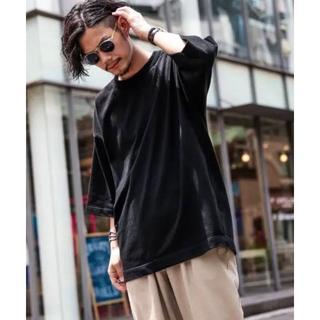 ハレ(HARE)の7分袖 ビッグシルエットTシャツ(Lui's)(Tシャツ/カットソー(半袖/袖なし))