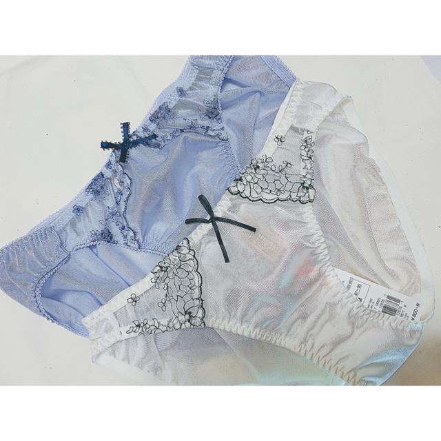 AMO'S STYLE(アモスタイル)の【新品】アモスタイル・トリンプ ショーツ 2枚セット  レディースの下着/アンダーウェア(ショーツ)の商品写真