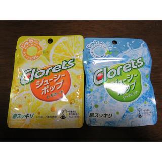 Clorets クロレッツ ジューシーポップ 2個①(口臭防止/エチケット用品)