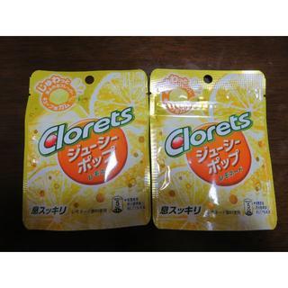 Clorets クロレッツ ジューシーポップ 2個②(口臭防止/エチケット用品)