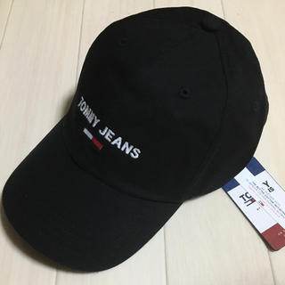 トミーヒルフィガー(TOMMY HILFIGER)のトミーヒルフィガー CAP キャップ 帽子 メンズ レディース(キャップ)