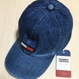 トミーヒルフィガー(TOMMY HILFIGER)の新品 トミーヒルフィガー 帽子 キャップ メンズ レディース(キャップ)