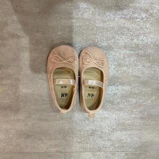 エイチアンドエム(H&M)の【H&M】ベビー用バレエ靴(フラットシューズ)