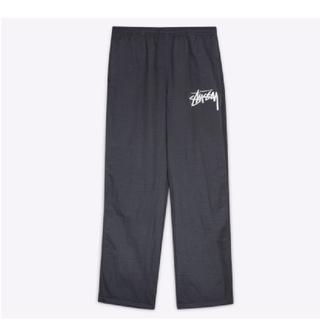ステューシー(STUSSY)のsサイズ stussy NIKE beach pants BLACK(その他)
