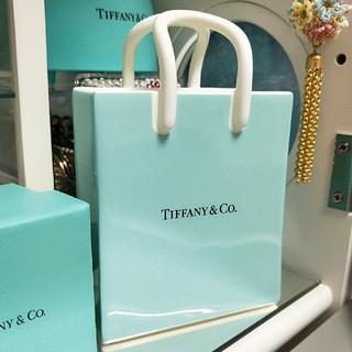 Tiffany & Co. - ティファニー ショッピングバッグ型 オーナメント