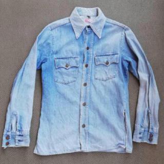 リーバイス(Levi's)のlevi's  リーバイス 70'sオリジナルヴィンテージシャツ サイズ(シャツ)
