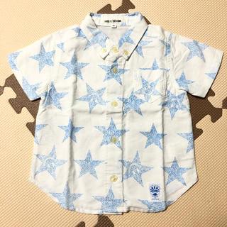 B:MING LIFE STORE by BEAMS - コットンシャツ80cm 水通しのみ
