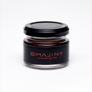 新品未使用10個 EMAJINY ブラウン T27(ヘアワックス/ヘアクリーム)