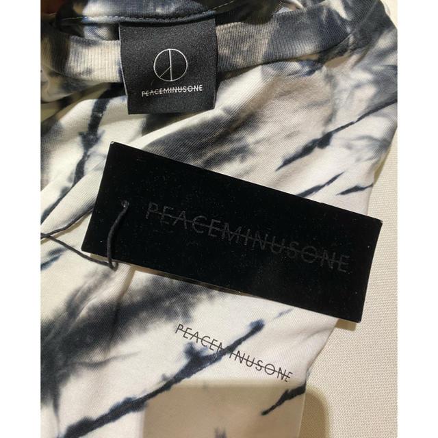 PEACEMINUSONE(ピースマイナスワン)の peaceminusone t shirt  メンズのトップス(Tシャツ/カットソー(半袖/袖なし))の商品写真
