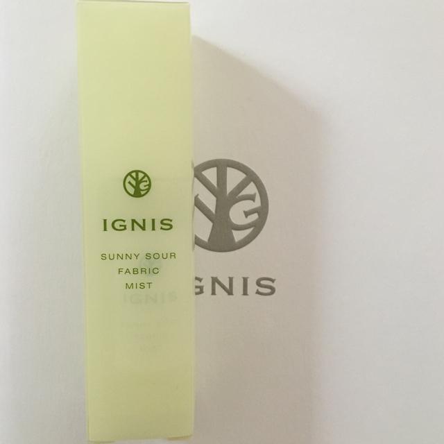 IGNIS(イグニス)のイグニス サニーサワー ファブリックミスト♡ コスメ/美容のリラクゼーション(アロマグッズ)の商品写真