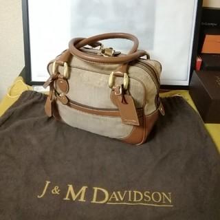 ジェイアンドエムデヴィッドソン(J&M DAVIDSON)の綺麗め12万。J&M Davidson MiniMia ハンドバッグ(ハンドバッグ)