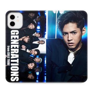 ジェネレーションズ(GENERATIONS)の片寄涼太 iPhone11 手帳型ケース(iPhoneケース)
