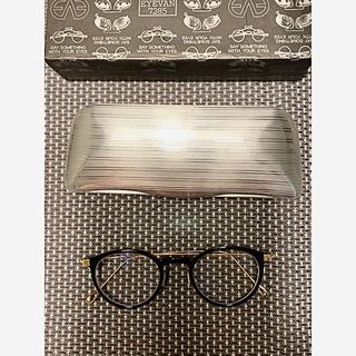 トムフォード(TOM FORD)の美品 eyevan7285 メガネ 417  アイヴァン7285 アイヴァン(サングラス/メガネ)