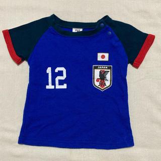 バンダイ(BANDAI)のサムライジャパンTシャツ 幼児90(Tシャツ/カットソー)