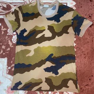 ドルチェアンドガッバーナ(DOLCE&GABBANA)のドルチェ&ガッバーナ 半袖Tシャツ カモフラ 迷彩(Tシャツ/カットソー(半袖/袖なし))
